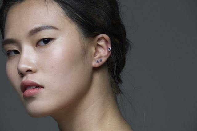Заражение пирсинга уха – фото, симптомы, лечение
