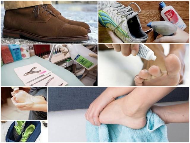 Грибок ногтя на большом пальце ноги: фото, симптомы, лечение