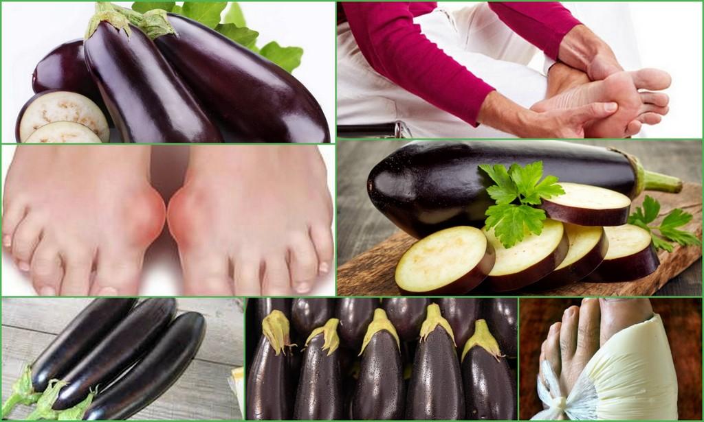 Тыква, сельдерей, свекла, баклажаны, редька, картофель при подагре - полезные свойства овощей