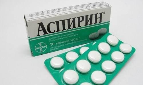 Можно ли применять вместе Аспирин и Анальгин?