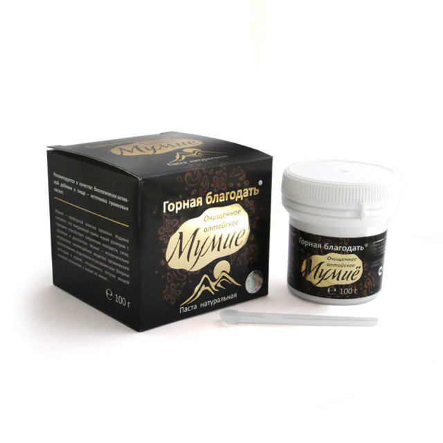 Мумие от целлюлита: свойства, рецепты, отзывы