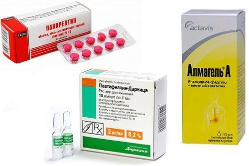 Обострение поджелудочной железы: симптомы и методы лечения