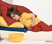 Пищевое отравление у ребенка: симптомы и лечение
