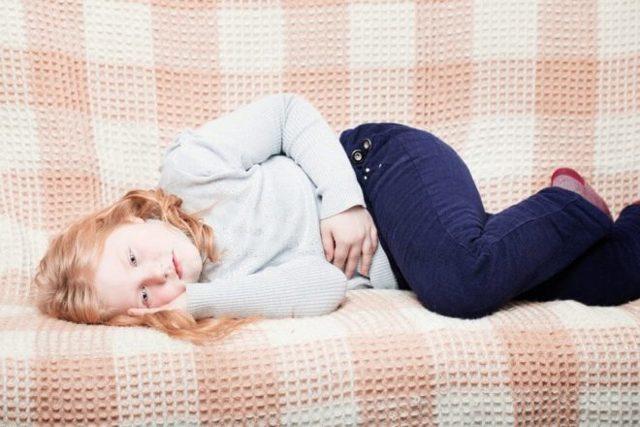 Перетяжка желчного пузыря у ребенка - Все о пищеварении человека