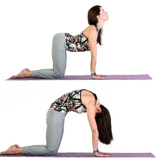 Упражнения для кишечника при запорах - полный комплекс упражнений